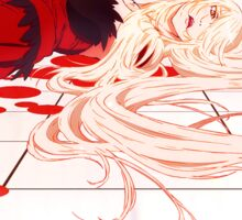 Kizumonogatari - Heart-Under-Blade Sticker