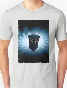 Tardis Explodes Unisex T-Shirt