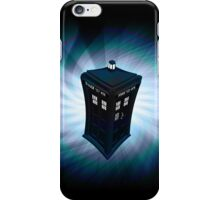 Tardis Explodes iPhone Case/Skin