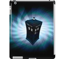 Tardis Explodes iPad Case/Skin
