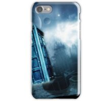 Tardis Doctor Who iPhone Case/Skin