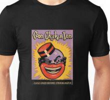 Coon Chicken Inn Matchbook Cover Unisex T-Shirt