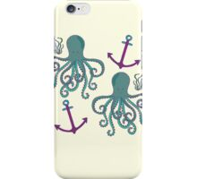 Octopussy iPhone Case/Skin