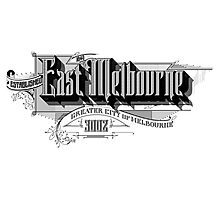 East Melbourne Photographic Print