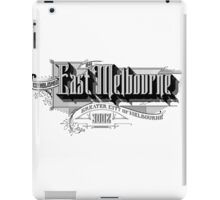 East Melbourne iPad Case/Skin