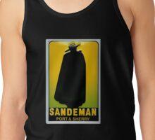 Sandeman Port and Sherry Ad Circa 1930s Tank Top