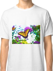 Bright Butterfly Classic T-Shirt