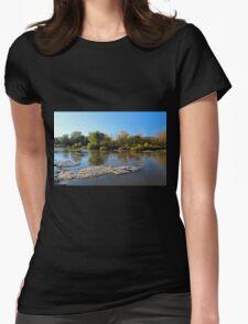 Premium Luxury Womens Fitted T-Shirt
