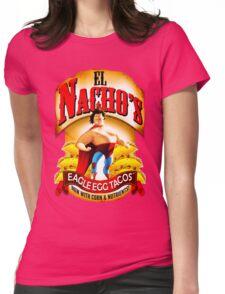 El Nacho Libre - Eagle Egg Tacos Womens Fitted T-Shirt