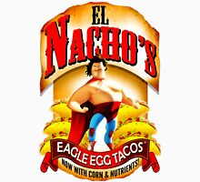 El Nacho Libre - Eagle Egg Tacos Mens V-Neck T-Shirt