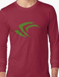 Nvidia Geeks Long Sleeve T-Shirt