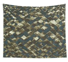 DISTORTED STONES Wall Tapestry