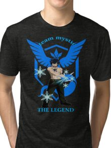 pokemon go team mystic fairy tail Tri-blend T-Shirt