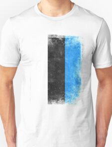 Estonia Flag Proud Estonian Vintage Distressed Unisex T-Shirt