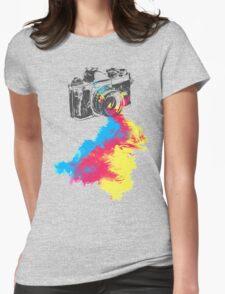 I Think I Broke It. :( Womens Fitted T-Shirt