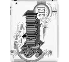 Richmond iPad Case/Skin