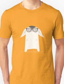 Hipster Bunny T-Shirt