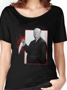alfred hitchcock classic psycho Women's Relaxed Fit T-Shirt