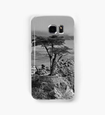 Lone Cypress Tree #2 Samsung Galaxy Case/Skin