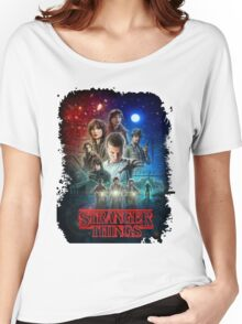 Stranger Things - Original Women's Relaxed Fit T-Shirt