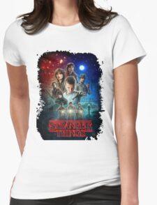 Stranger Things - Original Womens Fitted T-Shirt