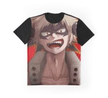 Villain Eyes Graphic T-Shirt