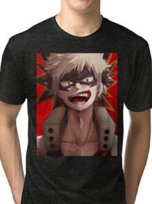 Villain Eyes Tri-blend T-Shirt