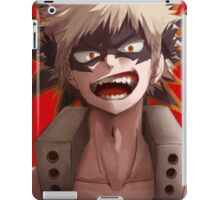 Villain Eyes iPad Case/Skin