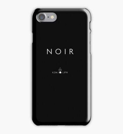 Kizumonogatari - Noir iPhone Case/Skin