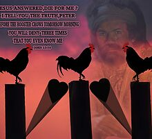 BEFORE THE ROOSTER CROWS BIBLICAL by ✿✿ Bonita ✿✿ ђєℓℓσ