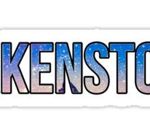 Birkenstock Logo - Starry Sunset Sticker