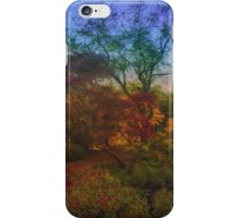 Fairy forest iPhone Case/Skin