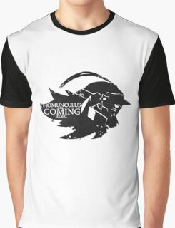 Homunculus are Coming Graphic T-Shirt