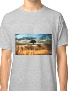 Little tree and Birds  Classic T-Shirt