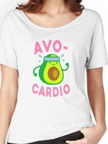 AVOCARDIO Women's Relaxed Fit T-Shirt