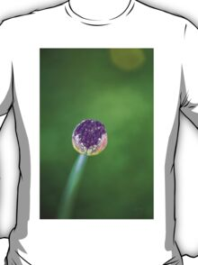 Allium bud T-Shirt
