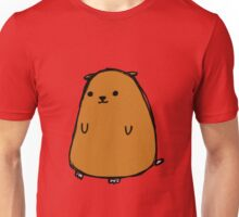 Poorly drawn hamster Unisex T-Shirt