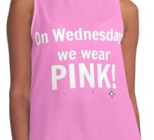 Mean Girls Contrast Tank