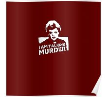 I Am Talking Murder Poster