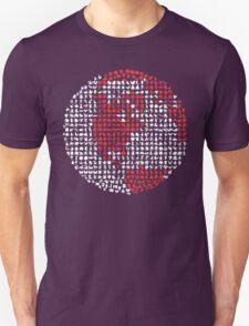 Poket Monsters Globe Unisex T-Shirt