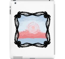 Pixel Sky- Morning iPad Case/Skin