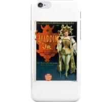 Aladdin Jr 1 - Strobridge - 1894 iPhone Case/Skin