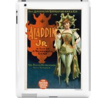 Aladdin Jr 1 - Strobridge - 1894 iPad Case/Skin