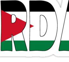 Jordan Sticker