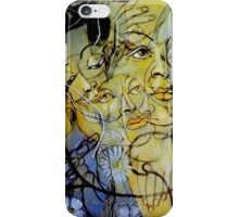 """""""HERA by FRANCIS PICABIA"""" Vintage (1898) Print iPhone Case/Skin"""