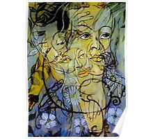 """""""HERA by FRANCIS PICABIA"""" Vintage (1898) Print Poster"""