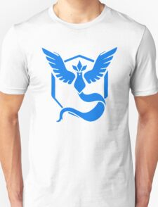 Pokemon Go - Team Mystic / Blue Unisex T-Shirt