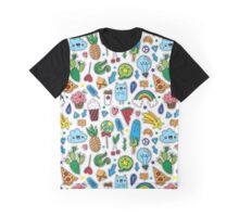 Fun patches Graphic T-Shirt