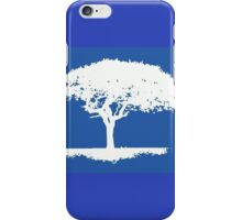 The tree in the forest iPhone Case/Skin
