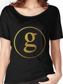 GARTH BROOKS LOGO GOLD Women's Relaxed Fit T-Shirt
